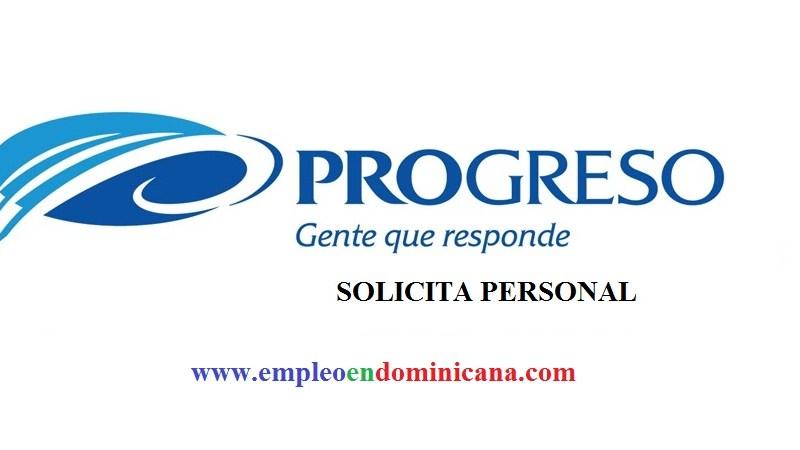 Vacante-Banco del progreso