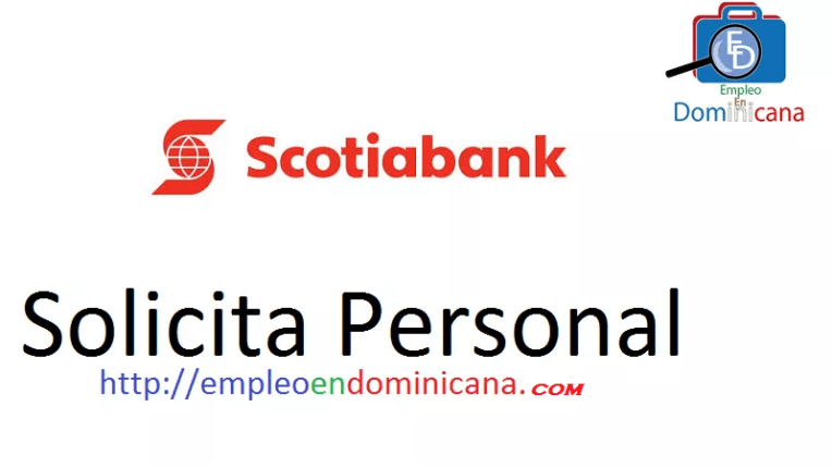 vacante disponible en scotiabank