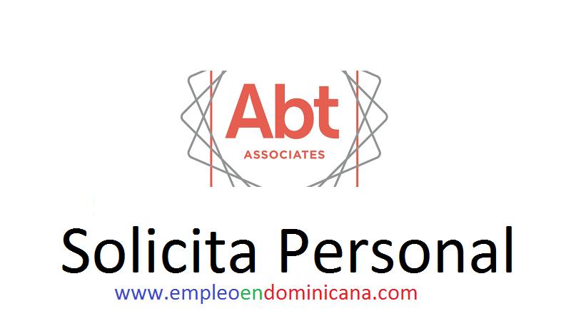 vacantes de empleos disponibles en ABT aplica ahora a la vacante de empleo en República Dominicana