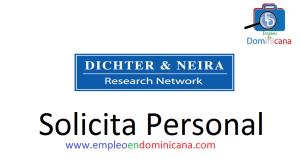 vacantes de empleos disponibles en DICHTER & NEIRA aplica ahora a la vacante de empleo en República Dominicana