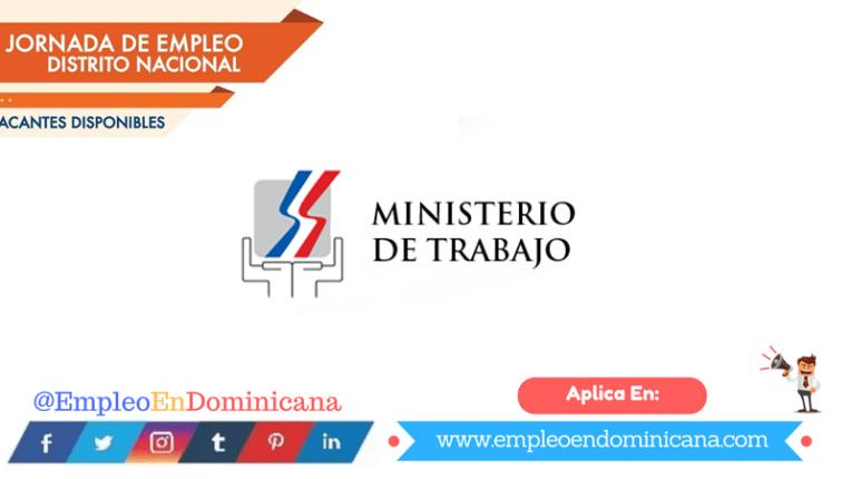 ofertas de empleo el empleo ministerio de trabajo