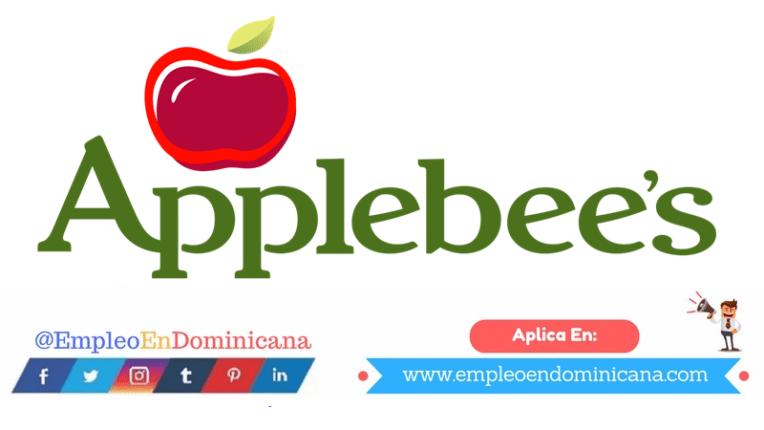 vacantes de empleos disponibles en Applebee's aplica ahora a la vacante de empleo en República Dominicana