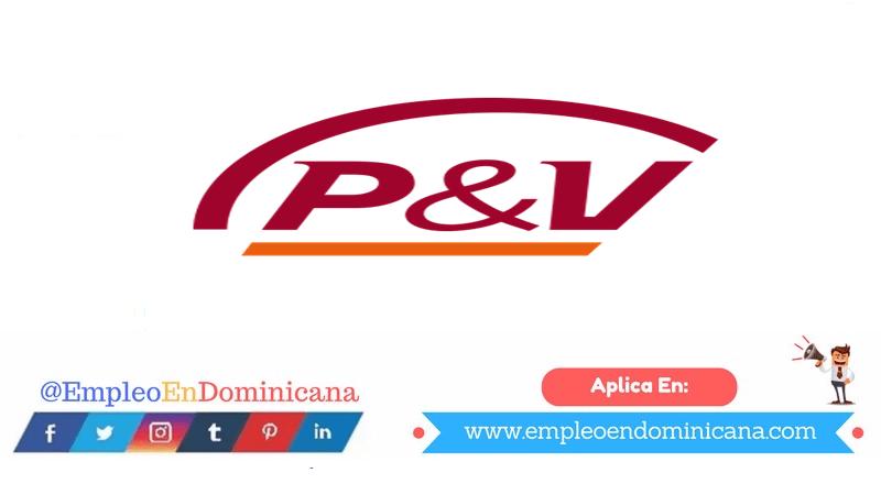 vacantes de empleos disponibles en P&V aplica ahora a la vacante de empleo en República Dominicana