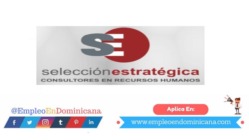 vacantes de empleos disponibles en Selección Estratégica aplica ahora a la vacante de empleo en República Dominicana
