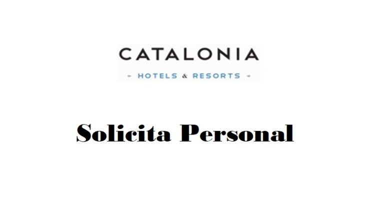 Vacante catalonia hotels y resorts