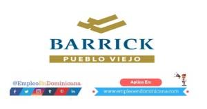 empleo en barrick gold