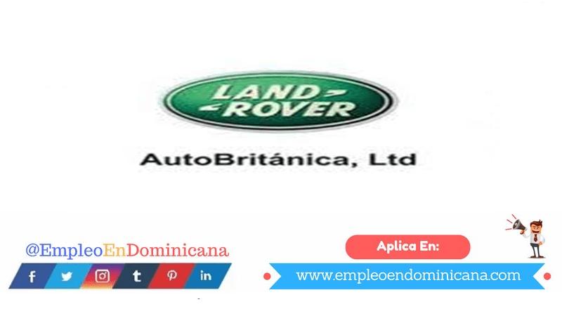 vacantes de empleos disponibles en Autobritánica aplica ahora a la vacante de empleo en República Dominicana