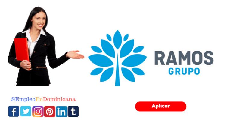 Atención! Grupo Ramos vacante de empleo disponible