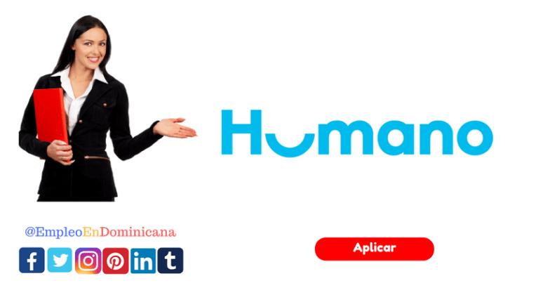 Atención Vacante de Trabajo Disponible en Grupo Humano