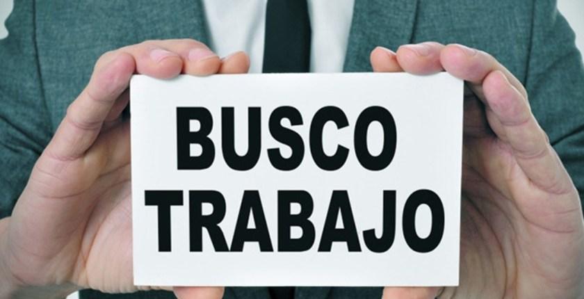 busco trabajo demanda de empleo