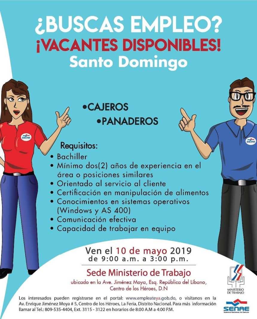 Feria de empleo en Santo Domingo Jornada de empleo en santo domingo empleo en dominicana