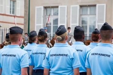 Métier gendarme