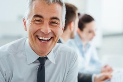 souriez au travail