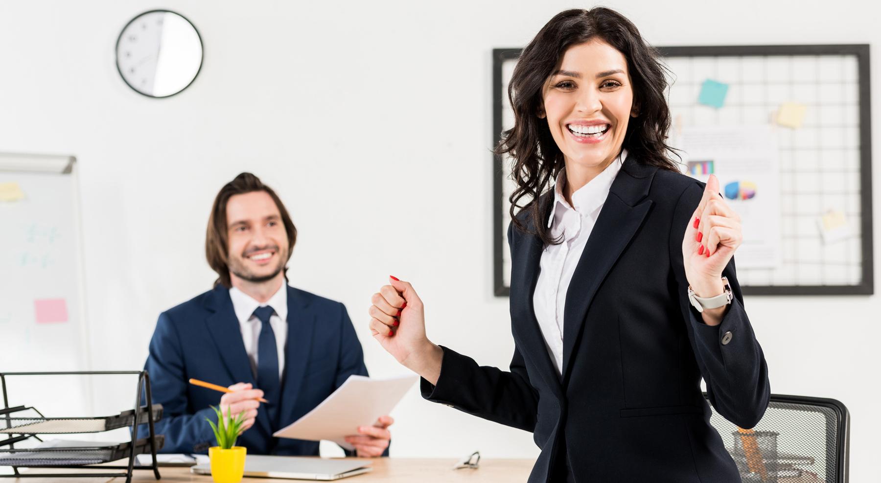 Bonheur des employés
