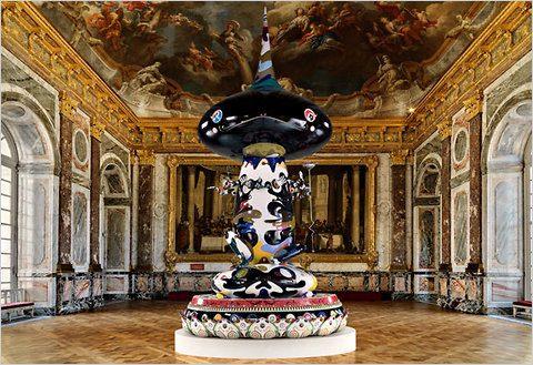 Versailles Exhibit