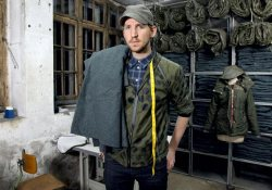 Christopher Raeburn: Military Designer