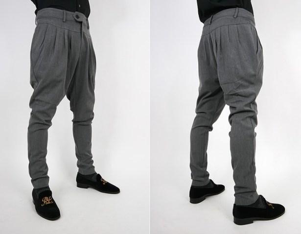 Full Length Harem Pants