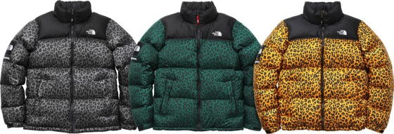 North Face Supreme Collaborations