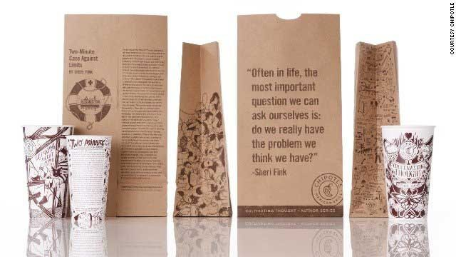 Chipotle: Cultivating Thought Series