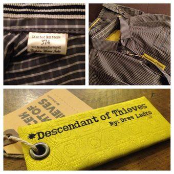 Descendant of Thieves Details