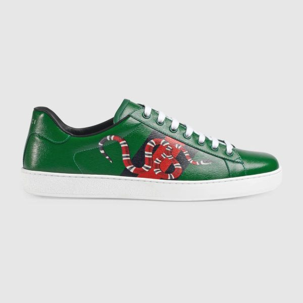 Gucci Ace Low Top 2017