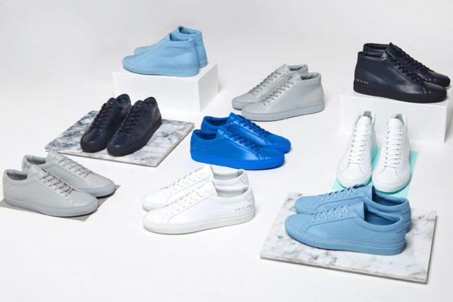 Top Men's Sneakers Spring 2017