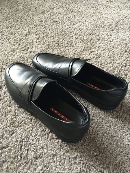 e2a56f80d Prada Penny Loafer Review: Classic Toblac - EMPLOOM - Men's Shoe ...