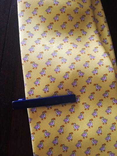 5 Reasons to Wear a Tie Bar