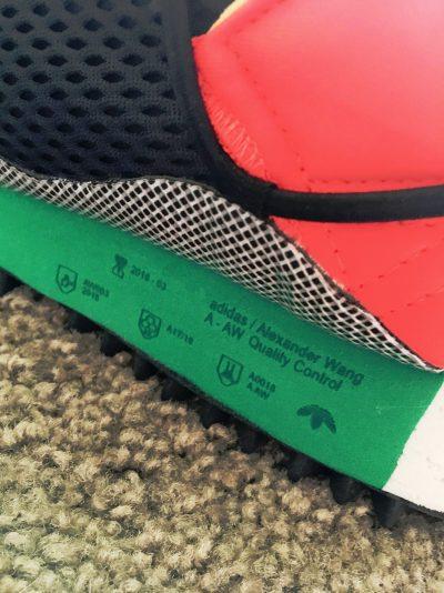 Alexander Wang x adidas Reissue Run Logos