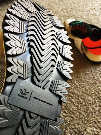 Alexander Wang x adidas Reissue Run Trefoil Sole