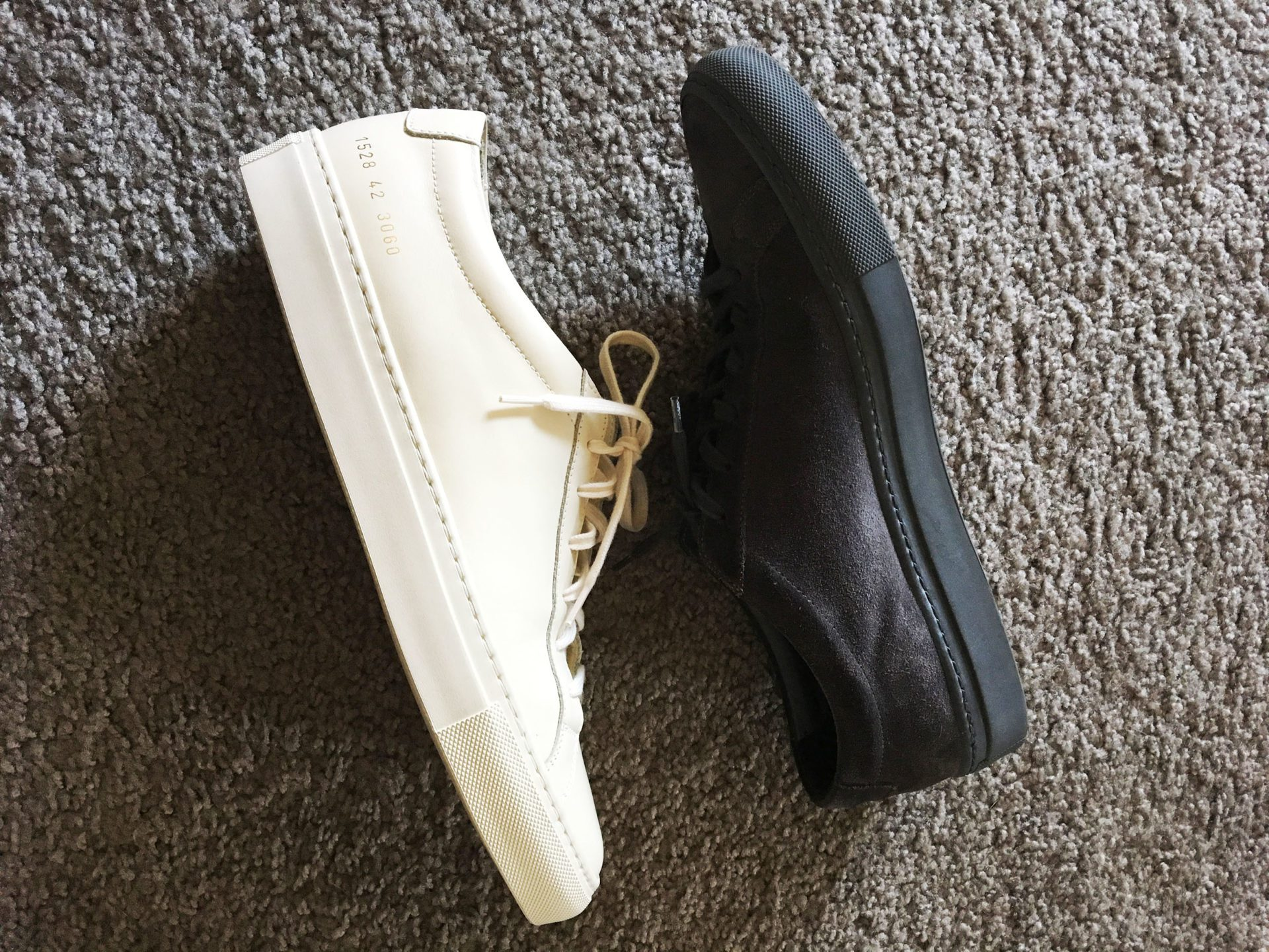 adda3c5bb84d1 Common Projects  5 Reasons to Buy Suede or Leather - EMPLOOM - Men s ...