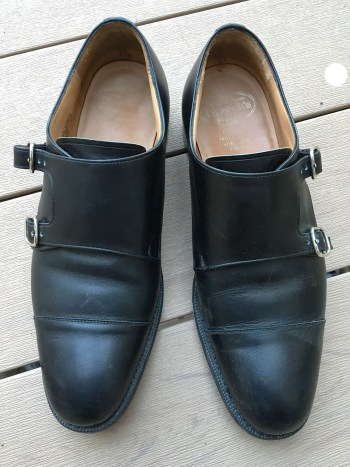 Church's Monk Strap Shoe