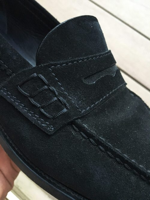 Saint Laurent Penny Loafer
