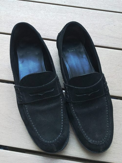 Saint Laurent Universite Loafer