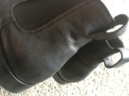 Vince Chelsea Boot Pull Tab