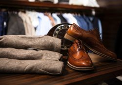 Men's Fashion and Footwear February 2019