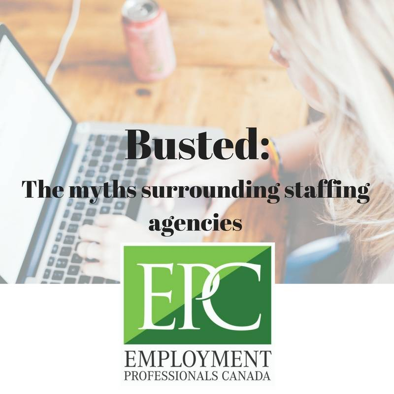 Myths About Using a Staffing Firm to Find a Job in Ontario ...