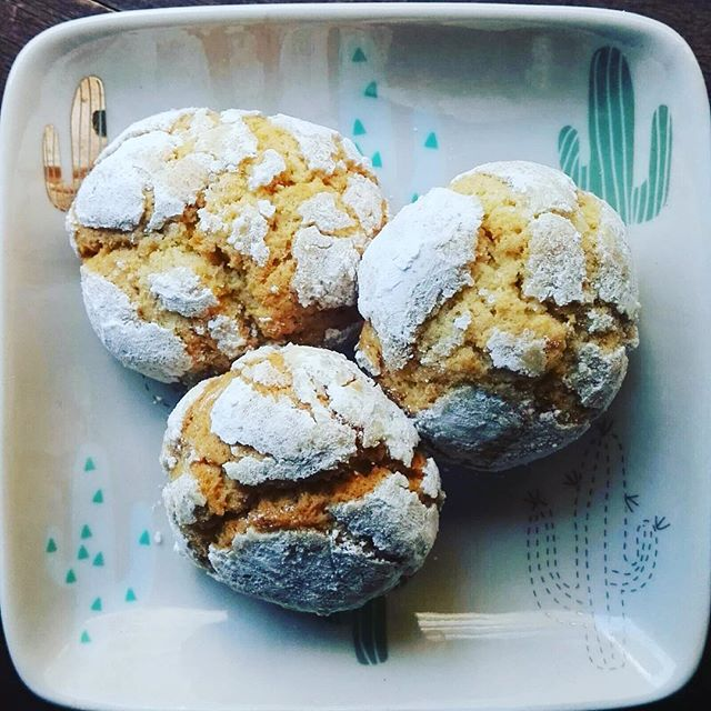 Belli e  Buoni️ Biscottoni arancia e cannellaBuongiorno️ #emporiobrand #drinkdresslive #mangiareèbello #cake #sweet #colazione #colazionesana #lab #pasticceria #handmade #orange #cinnamon #food#love #passion