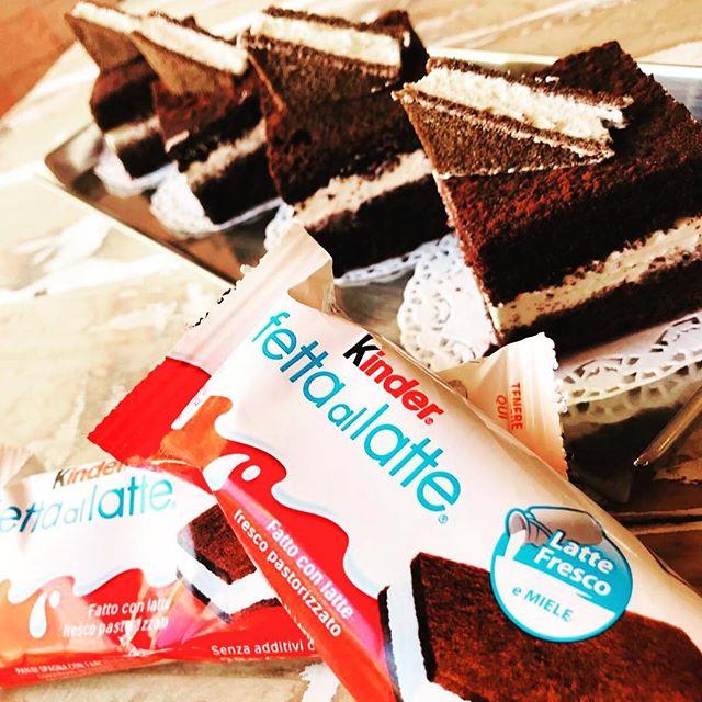 K I N D E R W E E K E N DIl miele, la crema di latte il pan di Spagna al cioccolato per un Kinder fette al latte delizioso#emporiobrand #drinkdresslive #sweet #cake #kinder #chocolate #fetteallatte #kinder #lab #patisserie #bakery #pasticceria #ladispoli #lab #handmadewithlove