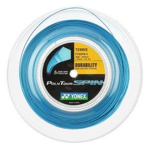 Yonex Poly Spin Tour 1.25 Rolo com 200 metros