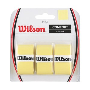 Overgrip Wilson Pro Amarelo