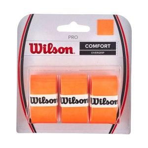 Overgrip Wilson Pro Laranja