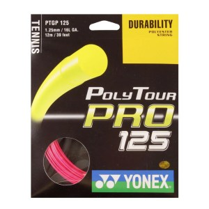Corda Yonex Poly Tour Pro Rosa