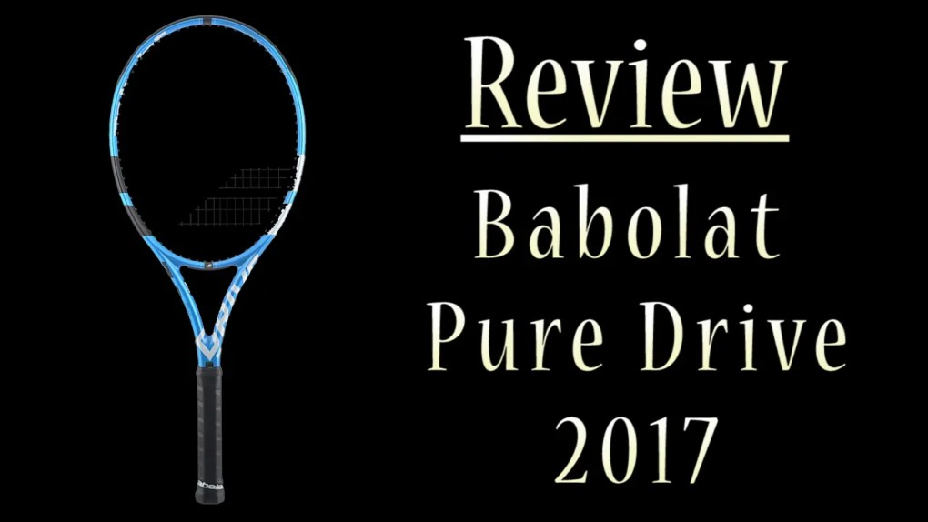 Review Babolat Pure Drive