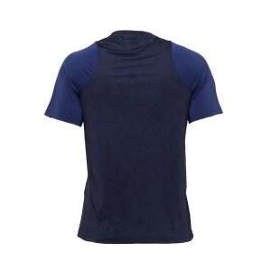 Camiseta Asics Tennis Resolution Masculina Azul