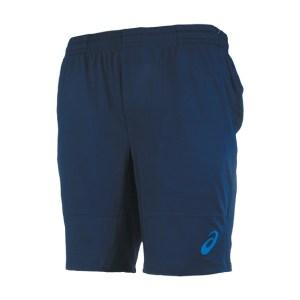Short Asics Tennis Challenger 9IN Masculino Azul Marinho