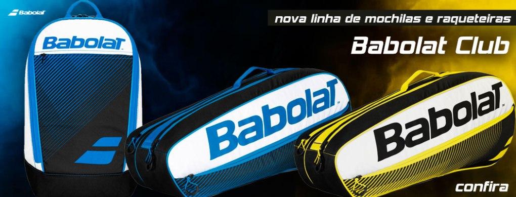 Linha Babolat Club