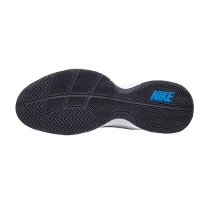 Tênis Nike Court Lite Cinza e Azul