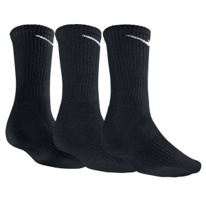 Meia Nike Cotton Cushion Cano Alto - 3 Pares