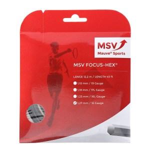 Corda MSV Focus hex 1.27